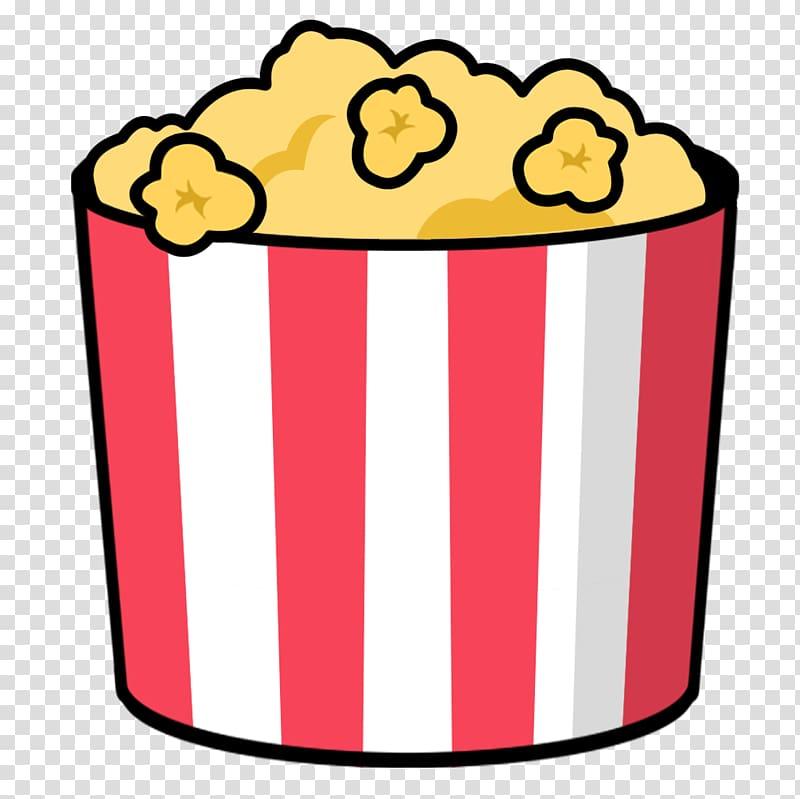 Popcorn Cartoon Film , Cartoon Popcorn transparent background PNG.