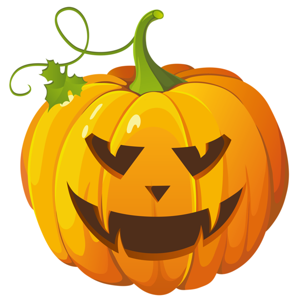 Large Transparent Halloween Pumpkin Clipart in 2019.
