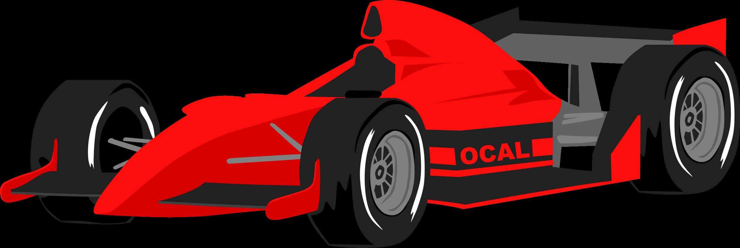 Animated Race Cars.