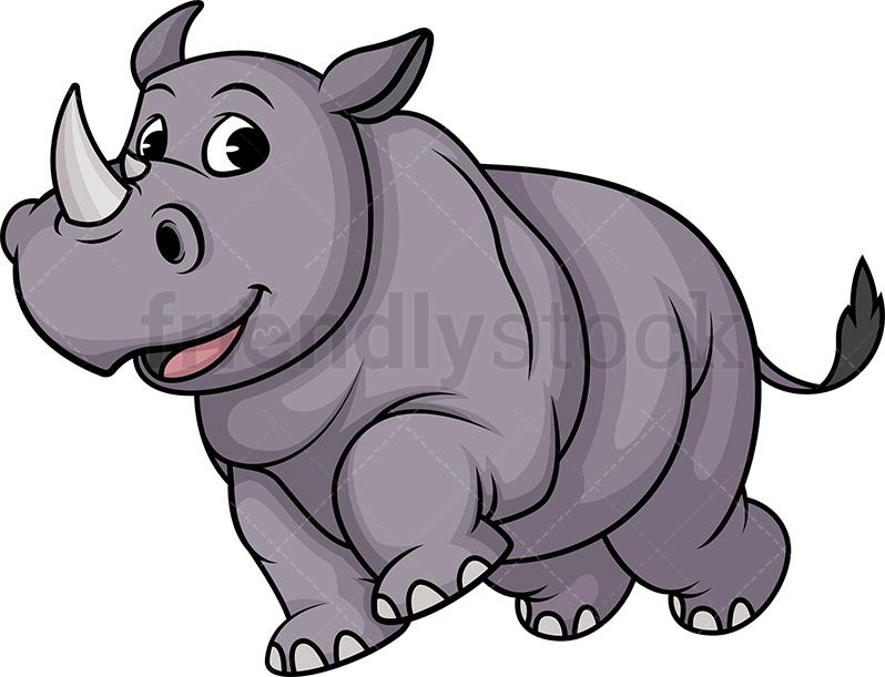 Running Rhino.