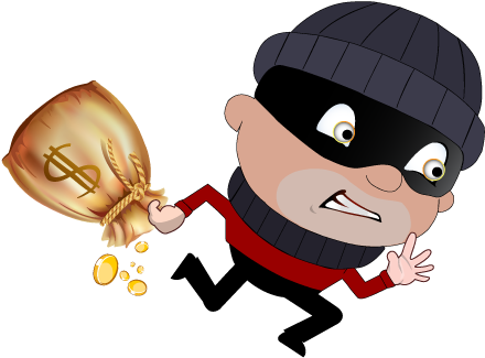Download Thief, Robber Png.