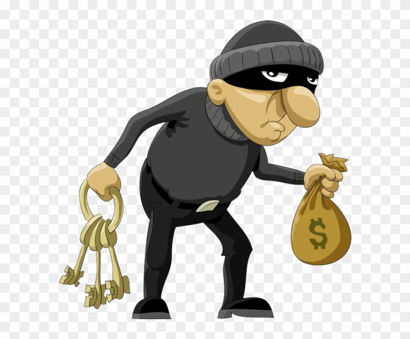 Thief, Robber Png, Download Png Image With Transparent.