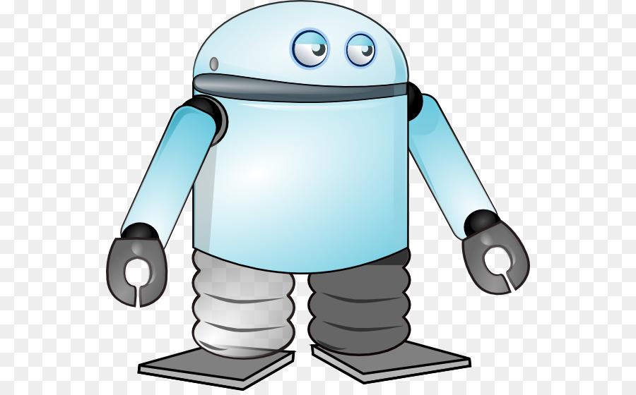 Robot Cartoon png download.