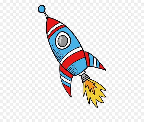 Rocket Drawing Clip art.