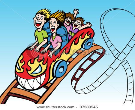Showing post & media for Cartoon roller coaster cart.
