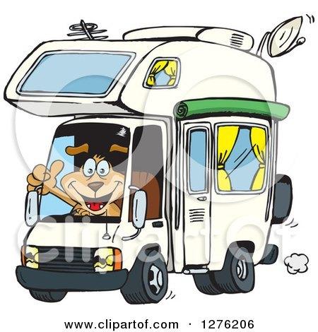 Rv cartoon clipart 5 » Clipart Portal.