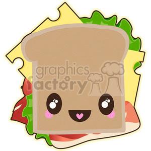sandwich clipart.