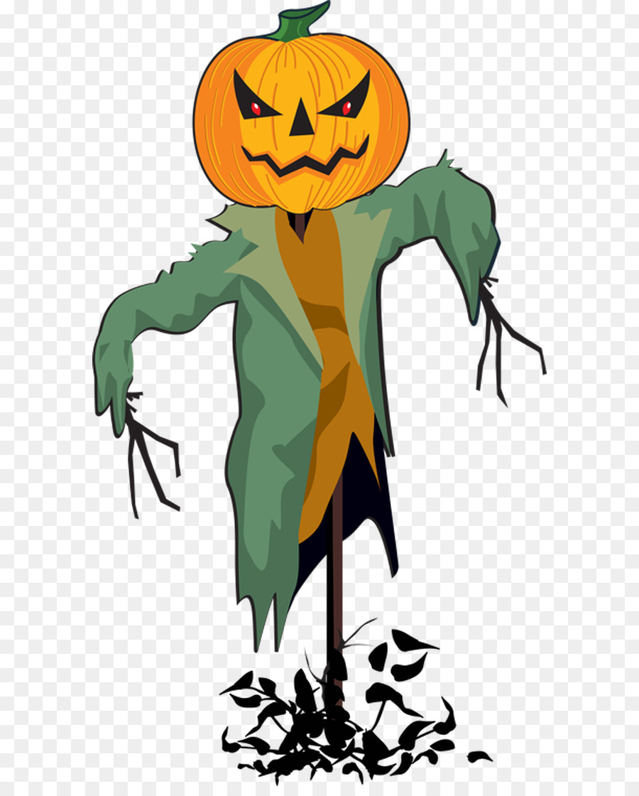 Pumpkin Halloween Cartoon png download.