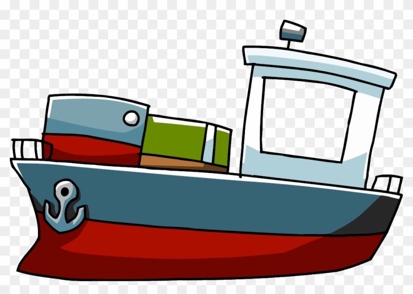 Cartoon Ship Png.