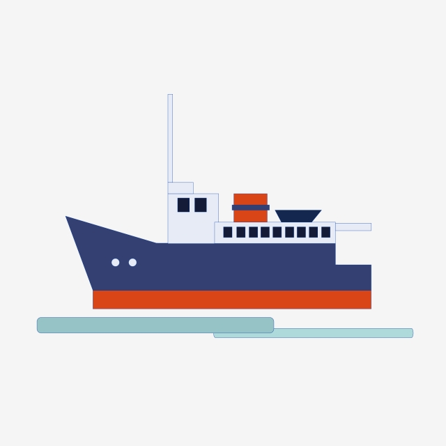 Cartoon Ship Png, Vector, PSD, and Clipart With Transparent.