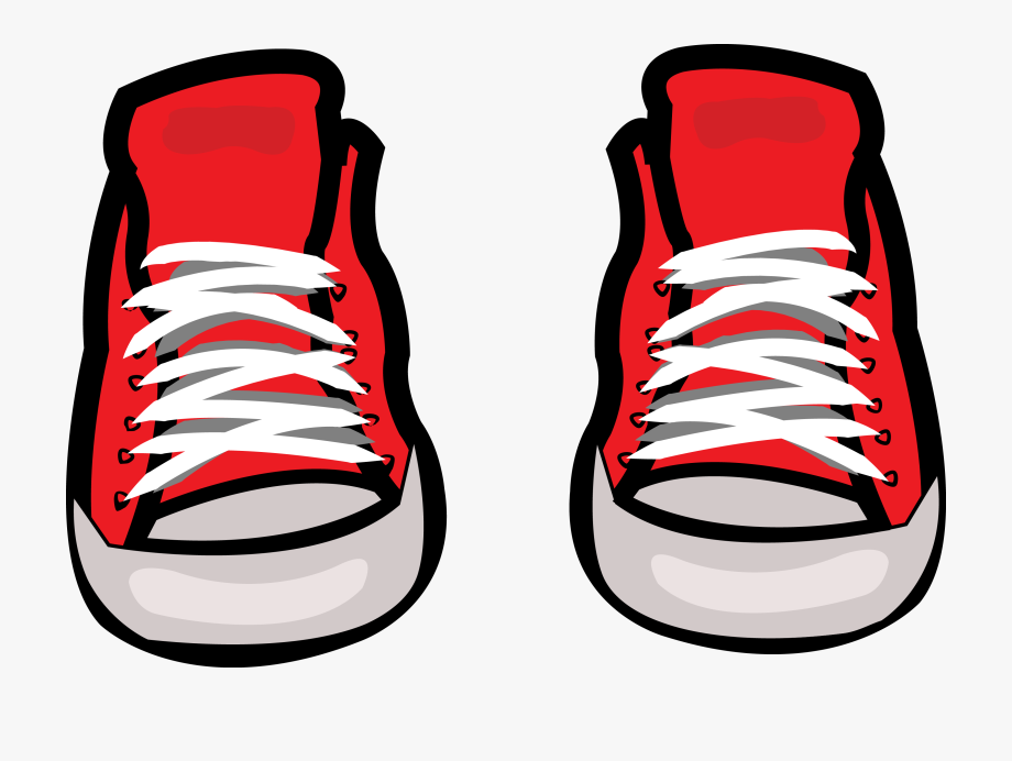 Shoe Sneakers All Stars Clip Art Canvas.