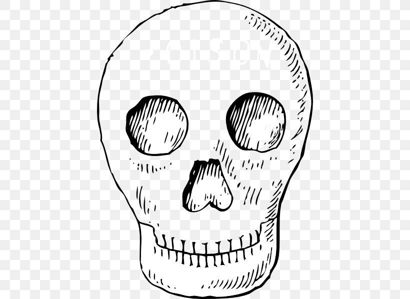 Calavera Skull Skeleton Clip Art, PNG, 432x598px, Watercolor.