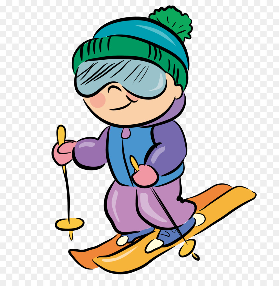 Winter Cartoon clipart.