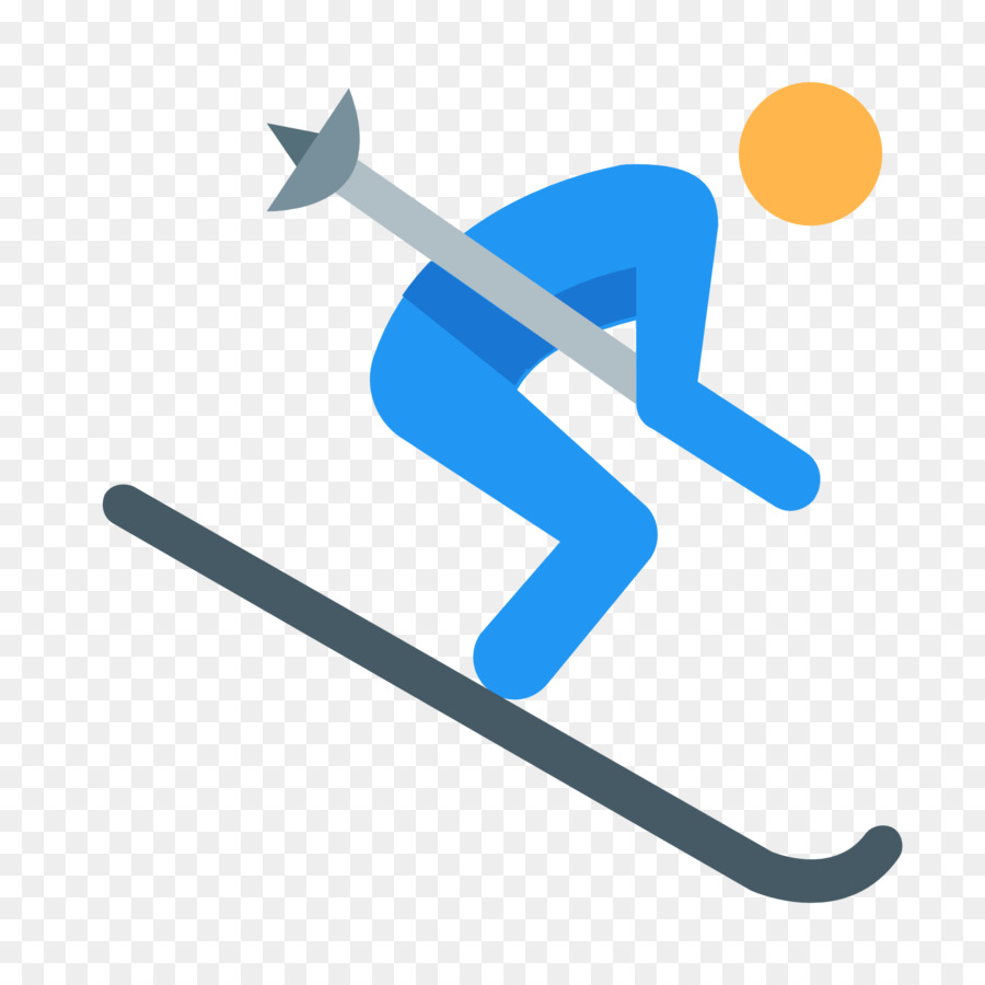 cartoon skier with no background clipart Alpine skiing Clip.