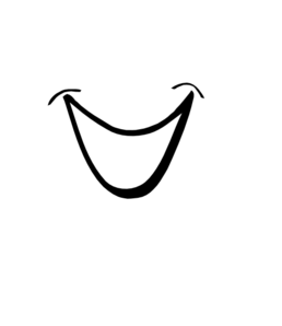 Cartoon Smile Clip Art at Clker.com.