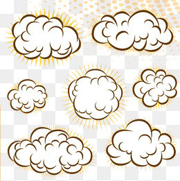 Cartoon Smoke Png, Vector, PSD, and Clipart With Transparent.