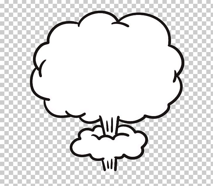 Mushroom Cloud Cartoon Explosion PNG, Clipart, Area, Atom Bombasi.
