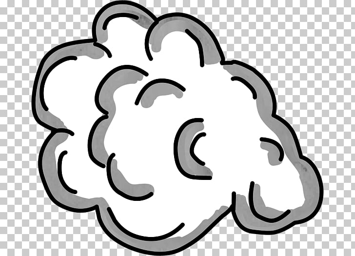 Cartoon Smoke Line art , smoke PNG clipart.