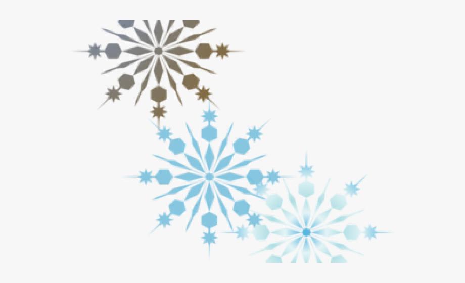 Snowflake Clipart Winter Wonderland.
