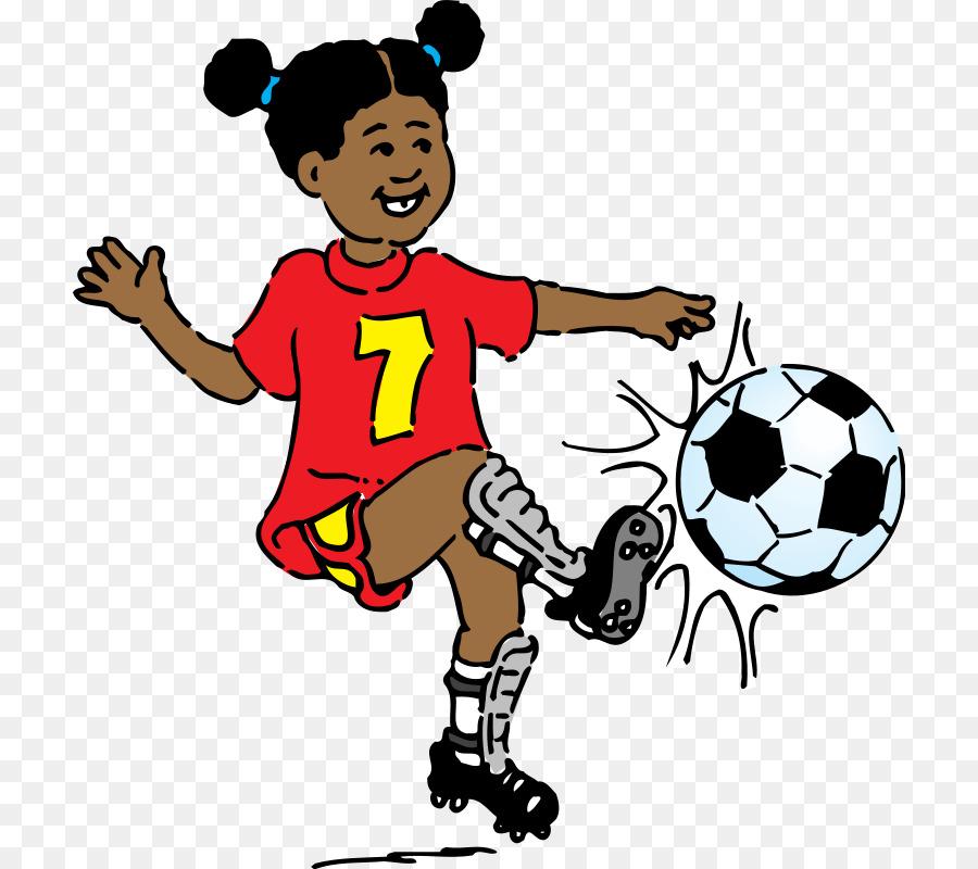 Soccer Cartoon png download.