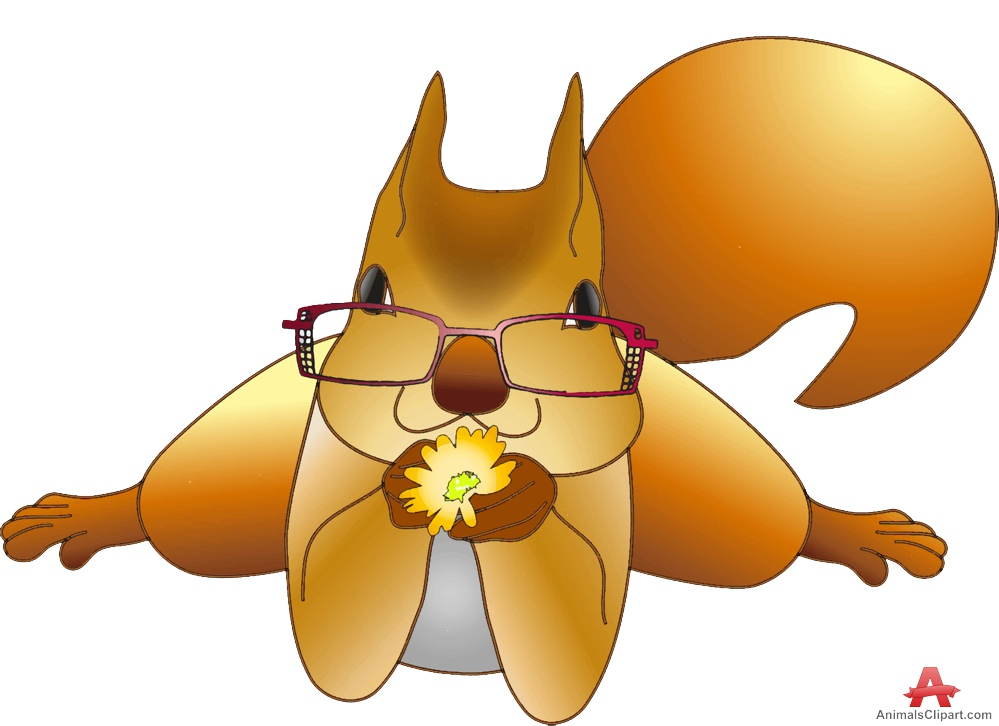 Cartoon squirrel clipart free clipart design download.