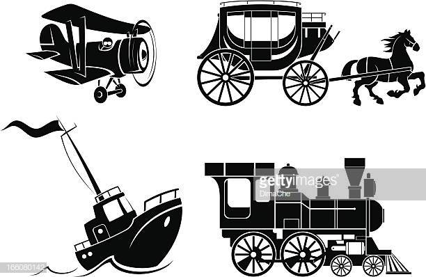 60 Top Stagecoach Stock Illustrations, Clip art, Cartoons, & Icons.
