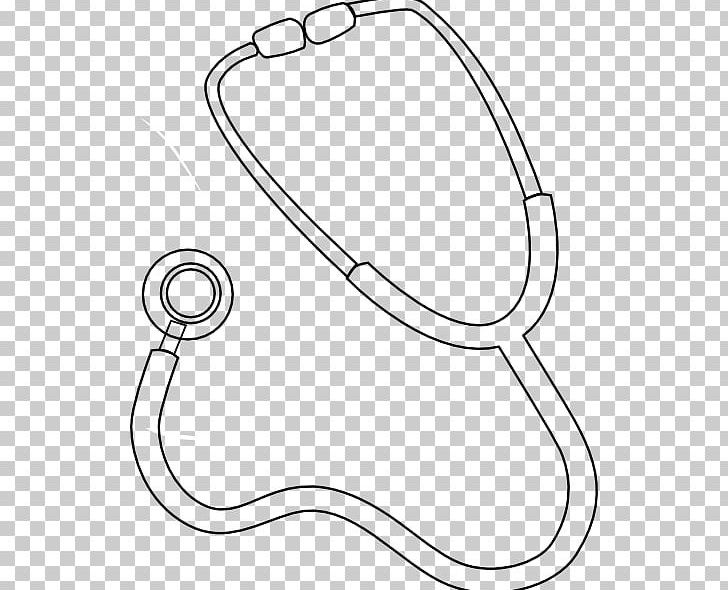 Stethoscope Drawing PNG, Clipart, Angle, Area, Black And.