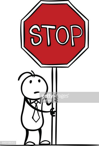 30 Top Stop Sign Stock Illustrations, Clip art, Cartoons, & Icons.
