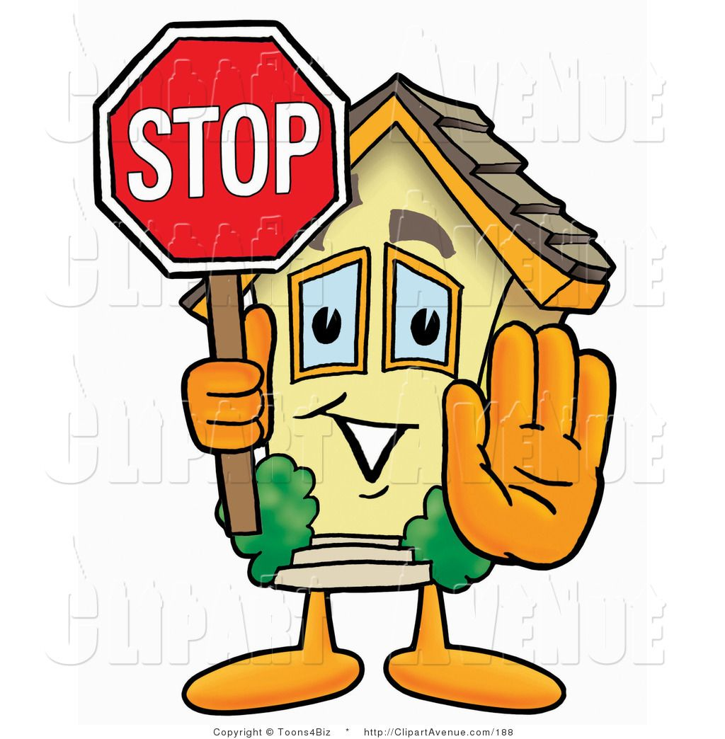 Stop sign Images Clip Art.