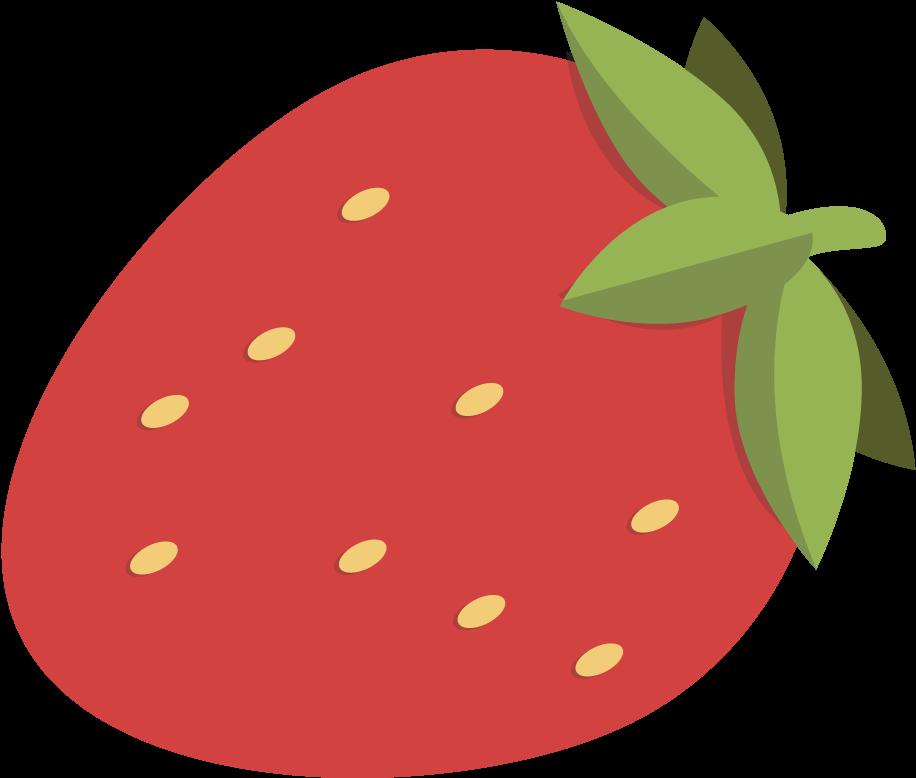 Strawberry Clipart Strawberry Png Enamel Cartoon Cartoon.