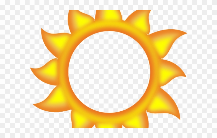 Sun Clipart Cartoon.