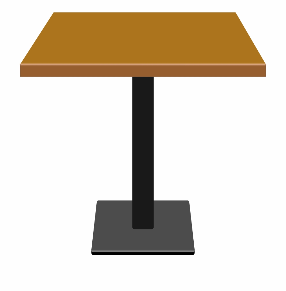 Wood Clipart Wood Table.