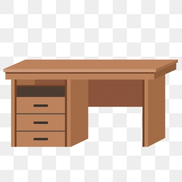 Cartoon Table PNG Images.
