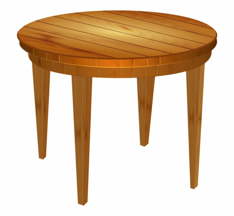 Фотки Round Wood Table, House Clipart, Cartoon Pics,.