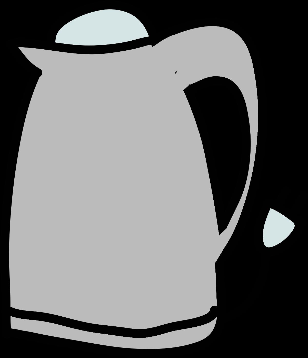 Electric Teapot Icon.