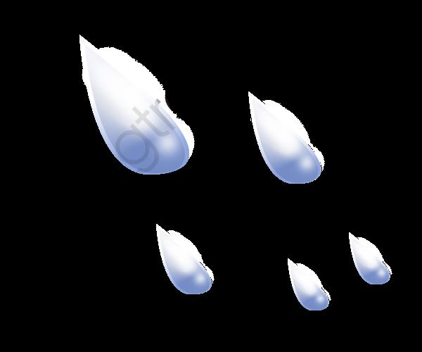 Drop Tears Picture Material, Blue Tears, Cartoon Tears, Tear PNG.