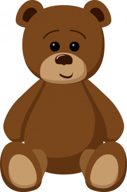Bear weather clipart, transparent.