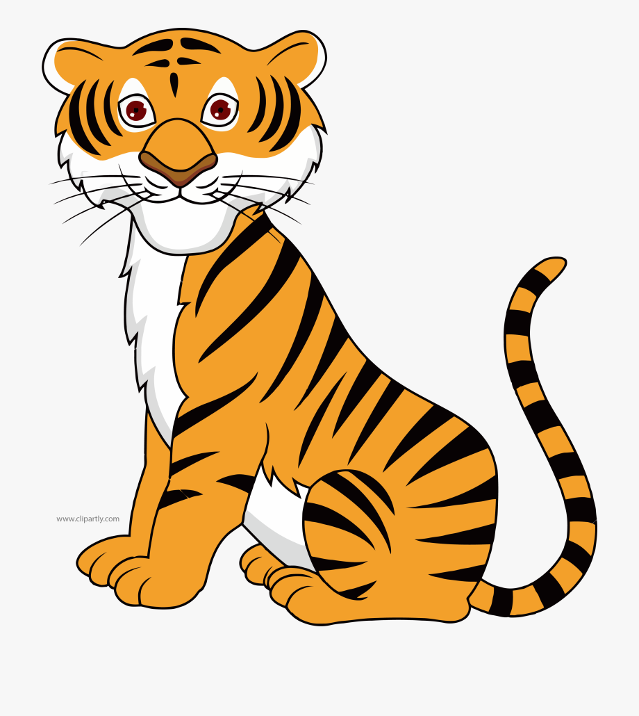 Tigger Cartoon Animal Clipart Png Download.