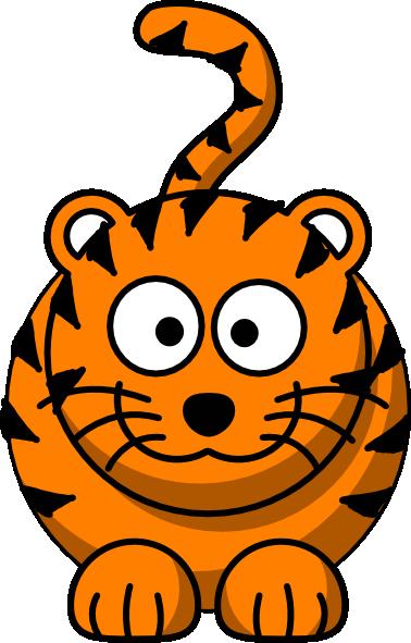 Free Cartoon Tiger Clipart, Download Free Clip Art, Free.