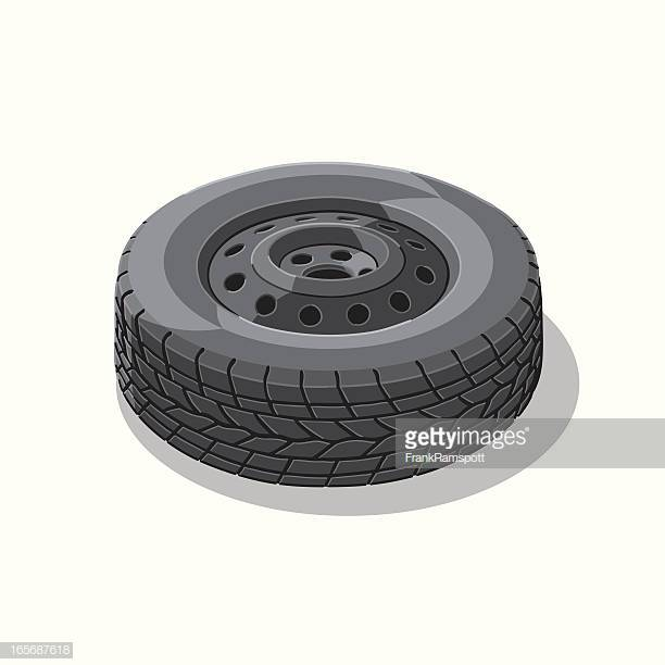 44 Spare Tire Stock Illustrations, Clip art, Cartoons & Icons.