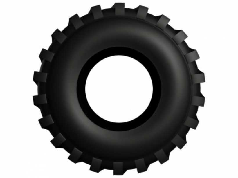 Collection of Tire clipart.
