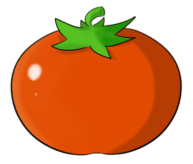 Collection of Tomato clipart.