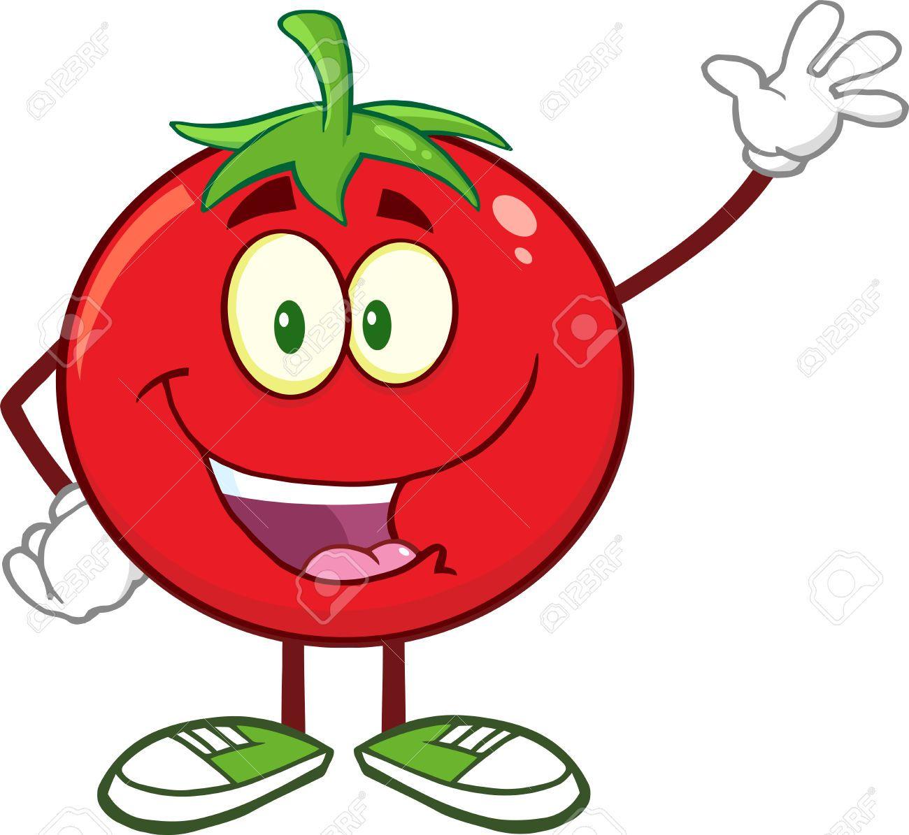 cartoon tomatoe images.