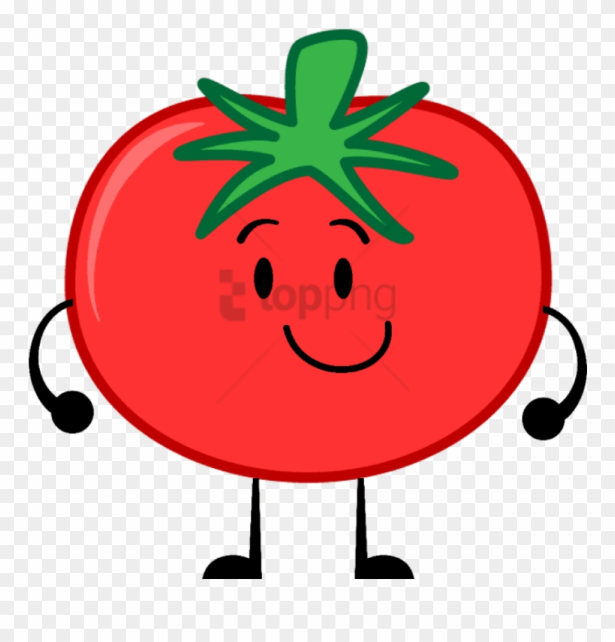 Tomato Cartoon Png.