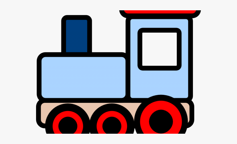 Long Clipart Choo Choo Train.
