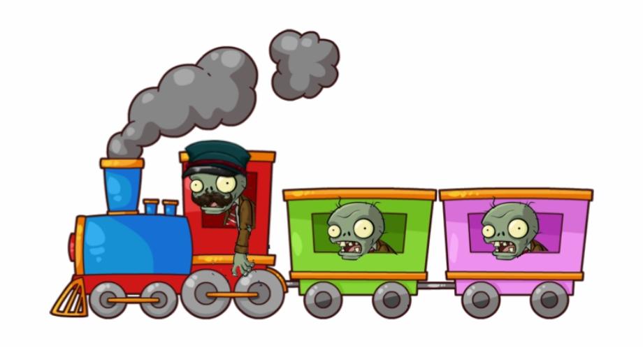 Train Rider Zombie.