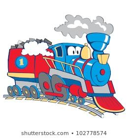 Train clipart cartoon 3 » Clipart Portal.