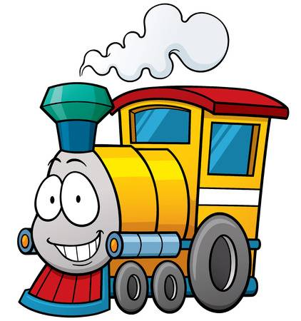 14,554 Cartoon Train Stock Vector Illustration And Royalty Free.