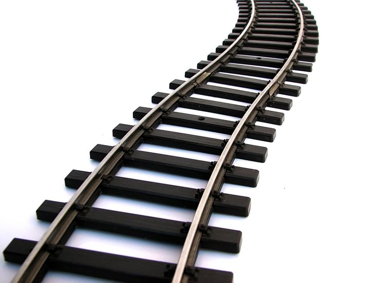 31+ Railroad Tracks Clipart.