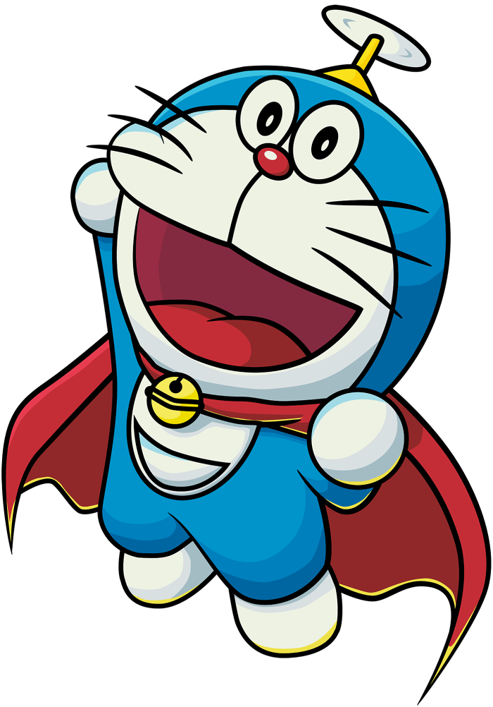 Doraemon Transparent Cartoon.